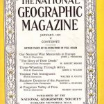 National Geographic January 1934-0