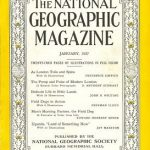 National Geographic January 1937-0