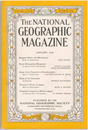 National Geographic January 1938-0