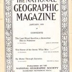 National Geographic January 1920-0