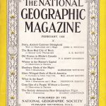 National Geographic February 1935-0