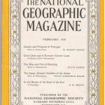 National Geographic February 1938-0