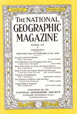National Geographic March 1934-0