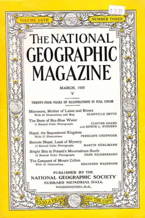 National Geographic March 1935-0