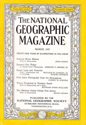 National Geographic March 1937-0