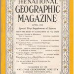 National Geographic April 1938-0