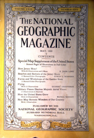 National Geographic May 1933-0