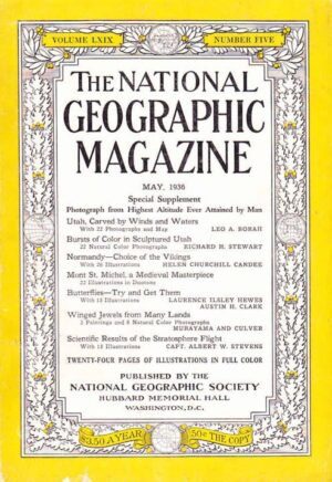 National Geographic May 1936-0