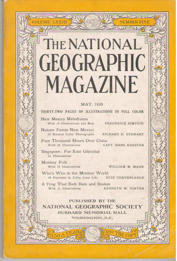 National Geographic May 1938-0
