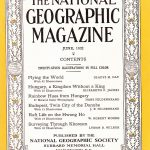 National Geographic June 1932-0
