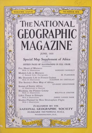 National Geographic June 1935-0