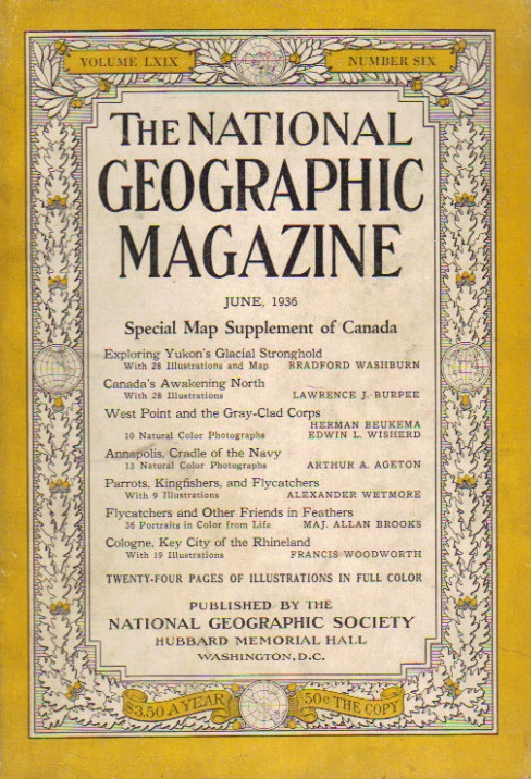 National Geographic June 1936-0