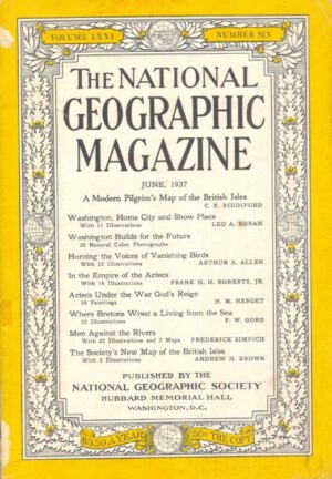 National Geographic June 1937-0
