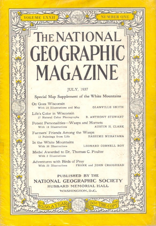 National Geographic July 1937-0