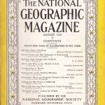 National Geographic August 1934-0