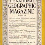 National Geographic August 1936-0