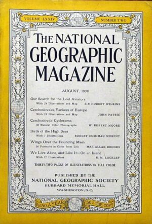 National Geographic August 1938-0