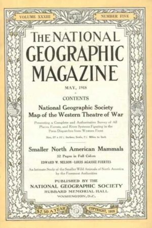 National Geographic May 1918-0