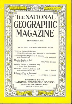 National Geographic September 1935-0