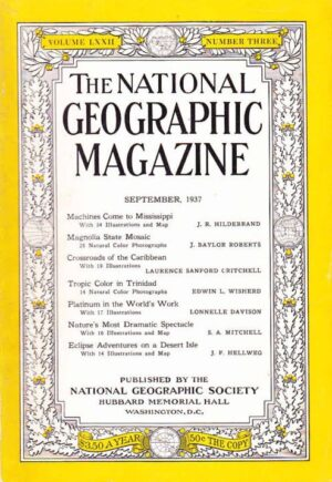 National Geographic September 1937-0