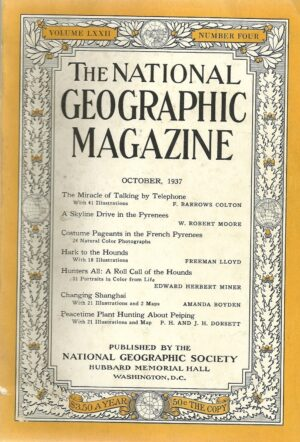 National Geographic October 1937-0