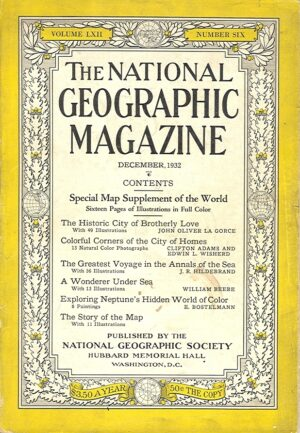 National Geographic December 1932-0