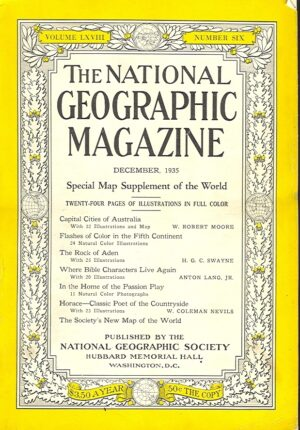 National Geographic December 1935-0