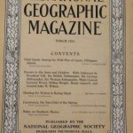 National Geographic March 1911-0