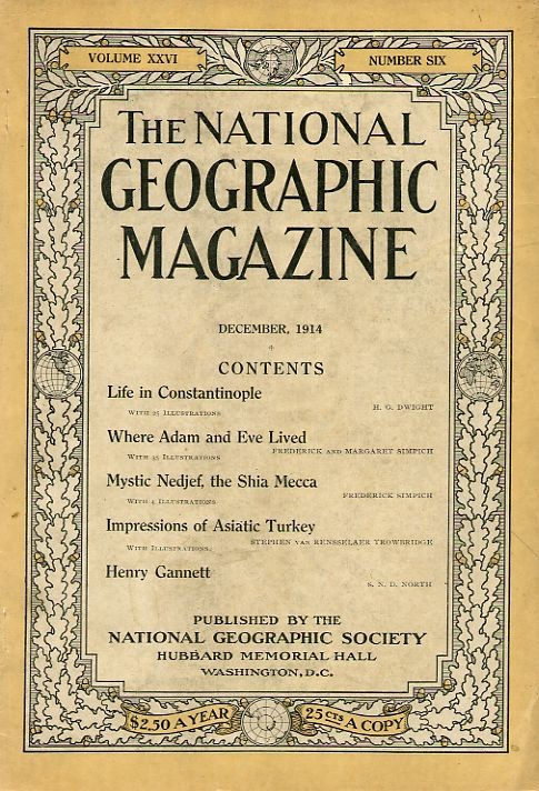 National Geographic December 1914-0
