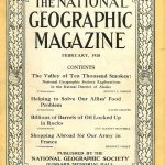 National Geographic February 1918-0