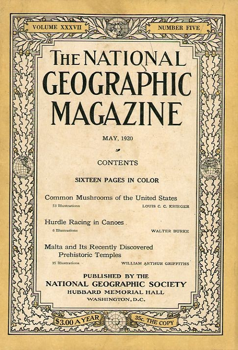 National Geographic May 1920-0