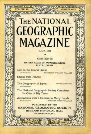National Geographic July 1921-0
