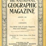 National Geographic August 1921-0