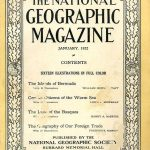 National Geographic January 1922-0