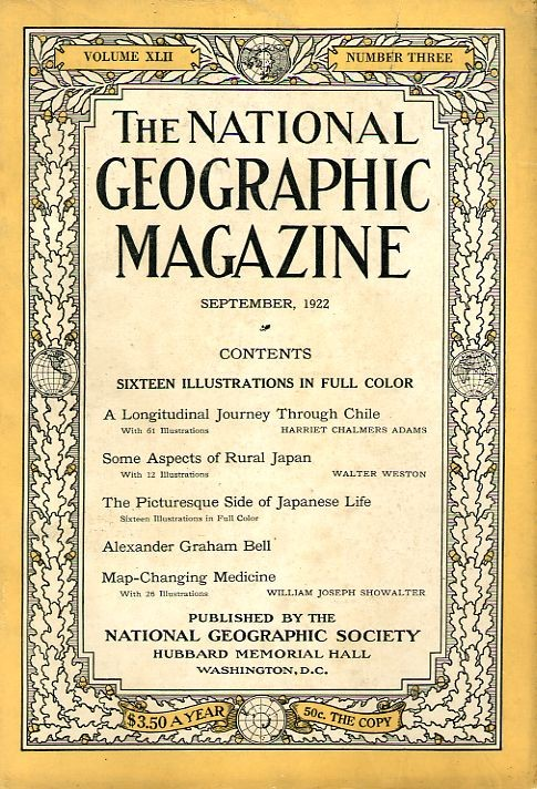 National Geographic September 1922-0