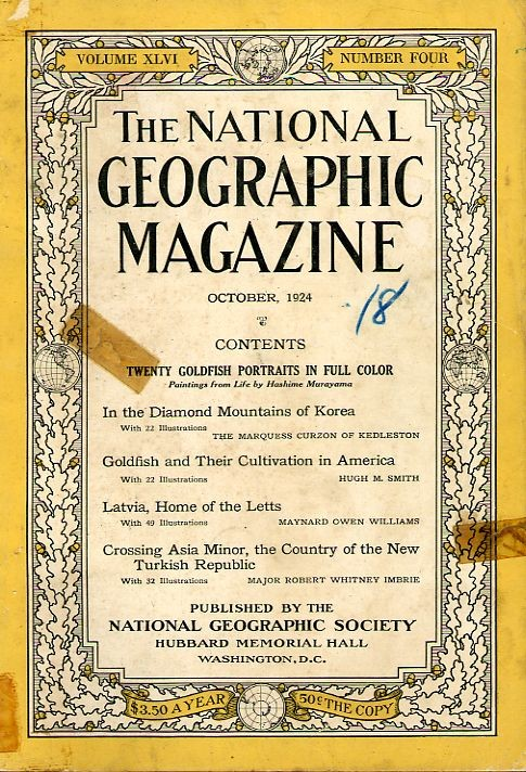 National Geographic October 1924-0