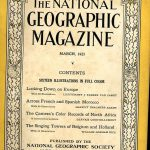 National Geographic March 1925-0