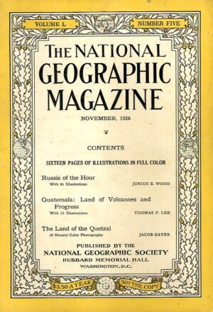 National Geographic November 1926-0