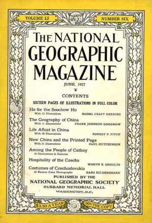 National Geographic June 1927-0