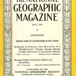 National Geographic July 1927-0
