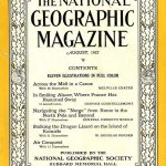 National Geographic August 1927-0