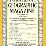National Geographic September 1927-0