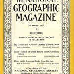 National Geographic October 1927-0