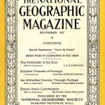 National Geographic November 1927-0