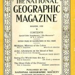 National Geographic March 1928-0