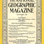 National Geographic November 1928-0