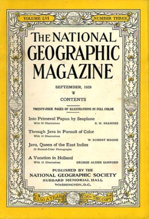 National Geographic September 1929-0