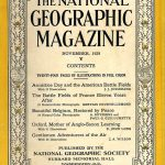 National Geographic November 1929-0