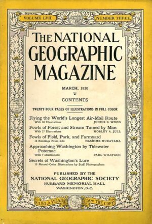 National Geographic March 1930-0