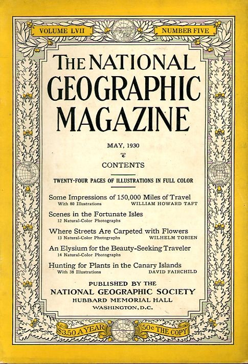 National Geographic May 1930-0